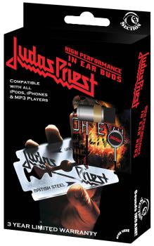 Judas Priest - In-Ear Buds (Window Box) (HL-00750427)