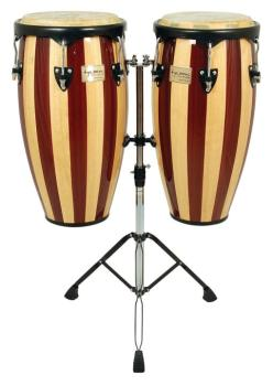 Artist Series Retro Congas (10 inch. & 11 inch.) (TY-00755097)
