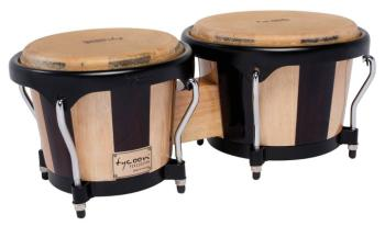 Artist Series Retro Finish Bongos: 7 inch. & 8-1/2 inch. (TY-00755120)