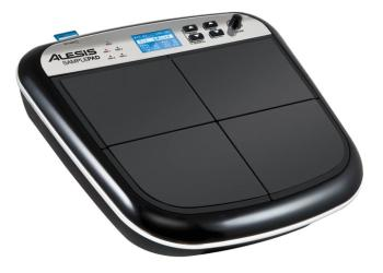 SamplePad: Multi-Pad Sample Instrument (AL-00122036)
