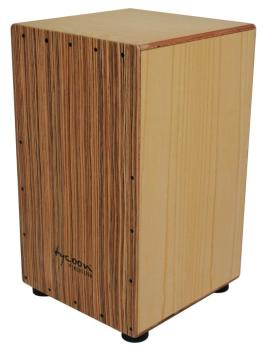 29 Series Birh Wood Box Cajon With Zebrano Front Plate (TY-00755229)