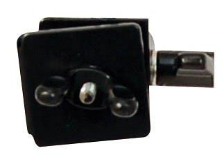 Agogo Bell Mounting Bracket - Black (TY-00755376)