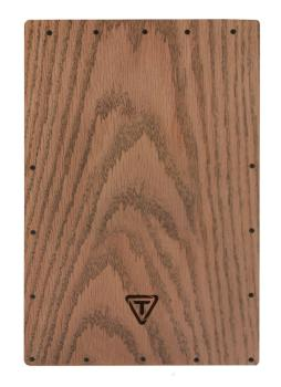 American Red Oak Cajon Replacement Front Plate (HL-00755466)