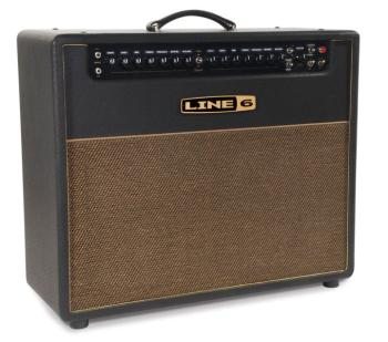 DT50 2x12 25/50W Guitar Amplifier (LI-00122949)