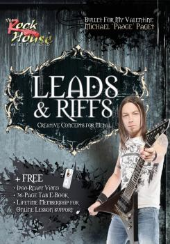 Michael Paget of Bullet for My Valentine - Leads & Riffs: Creative Con (HL-14016138)