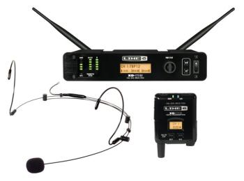 XD-V75HS Digital Wireless Headset Microphone System (LI-00122998)