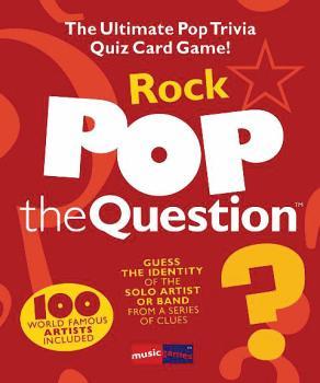 Pop the Question - Rock (HL-14025861)