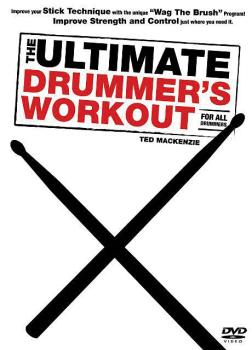 The Ultimate Drummer's Workout (for All Drummers) (HL-14034461)