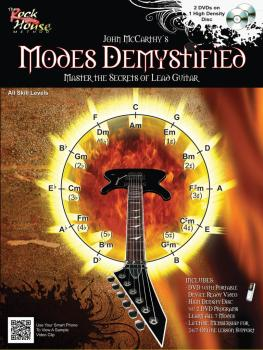 Modes Demystified: Master the Secrets of Lead Guitar (HL-14041633)