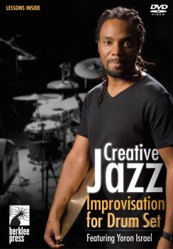 Creative Jazz Improvisation for Drum Set (HL-50449549)
