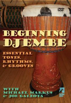 Beginning Djembe: Essential Tones, Rhythms & Grooves (HL-50449639)