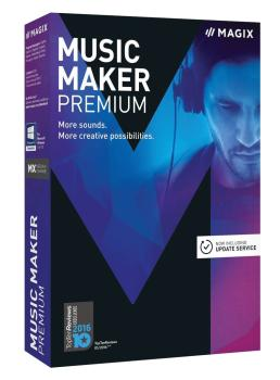 Music Maker Premium (Boxed Edition) (HL-00201966)