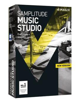 Samplitude Music Studio (Boxed Edition) (HL-00201967)