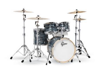 Gretsch Renown 4 Piece Drum Set (20/10/12/14) (Silver Oyster Pearl) (HL-00775872)
