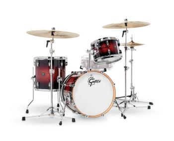 Gretsch Renown 3-Piece Drum Set (18/12/14) (Cherry Burst) (HL-00775898)