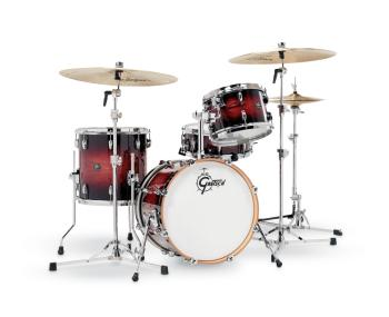 Gretsch Renown 4 Piece Drum Set (18/12/14/14sn) (Cherry Burst) (HL-00775905)