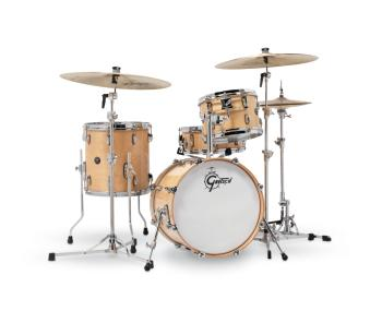 Gretsch Renown 4 Piece Drum Set (18/12/14/14sn) (Gloss Natural) (HL-00775906)