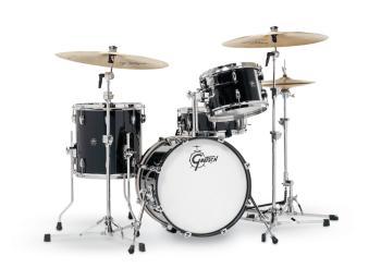 Gretsch Renown 4 Piece Drum Set (18/12/14/14sn) (Piano Black) (HL-00775907)