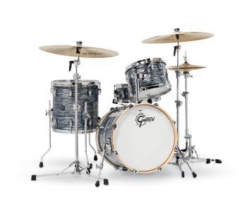 Gretsch Renown 4 Piece Drum Set (18/12/14/14sn) (Silver Oyster Pearl) (HL-00775908)