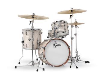 Gretsch Renown 4 Piece Drum Set (18/12/14/14sn) (Vintage Pearl) (HL-00775910)