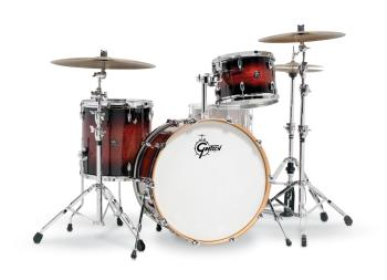 Gretsch Renown 3 Piece Drum Set (24/13/16) (Cherry Burst) (HL-00775912)