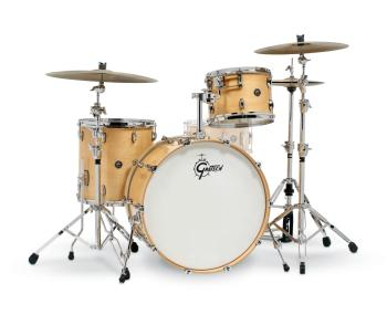 Gretsch Renown 3 Piece Drum Set (24/13/16) (Gloss Natural) (HL-00775913)