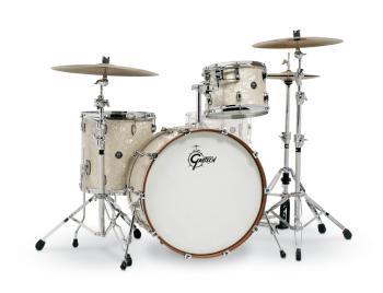 Gretsch Renown 3 Piece Drum Set (24/13/16) (Vintage Pearl) (HL-00775917)