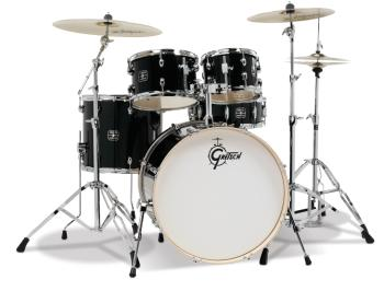 Gretsch Energy 5-Piece Kit with Full Hardware Package & Zildjian Cymba (HL-00776858)