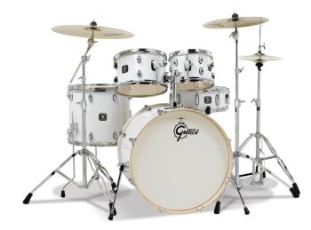 Gretsch Energy 5-Piece Kit with Full Hardware Package & Zildjian Cymba (HL-00776865)