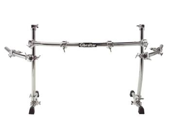 Chrome Series Curved Leg Rack with Wings System (HL-00775265)