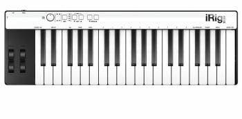iRig Keys Pro: Full-Sized MIDI Keyboard Controller for iPhone/iPod tou (IK-00123353)