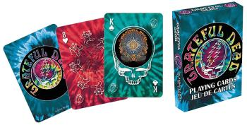 Grateful Dead Playing Cards (Tye Dye) (HL-00115045)
