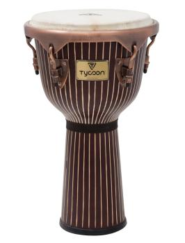 13 Master Hand-crafted Pinstripe Djembe: Key tuned Model MTJHC713ACT (HL-00158658)