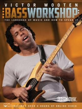 Victor Wooten Bass Workshop: The Language of Music and How to Speak It (HL-00244617)