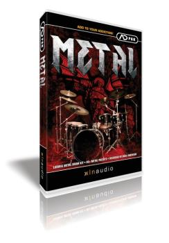Metal: Addictive Drums ADpak (XL-00102444)