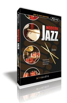 Modern Jazz Sticks: Addictive Drums ADpak (XL-00102441)