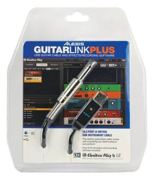 GuitarLink Plus: Computer Guitar Processing System (AL-00121461)