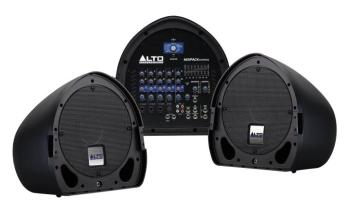 MPE350 Mixpack Express: Ultra-Portable Powered PA System (AT-00122022)