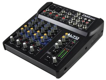 ZMX862: 6-Channel Compact Mixer (AT-00122062)
