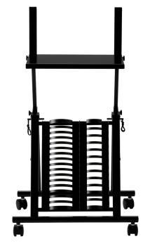 Height Adjustable Karaoke Stand (HL-00124150)
