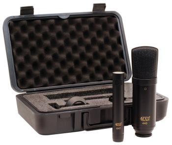 440/441 Recording Condenser Mic Kit: Set of 2 Microphones in a Protect (MX-00141156)