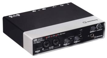 Steinberg UR242: USB Audio Interface with IOS Compatibility (ST-00146160)