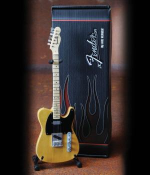 Fender(TM) Telecaster(TM) - Butterscotch Blonde Finish: Officially Lic (HL-00124299)