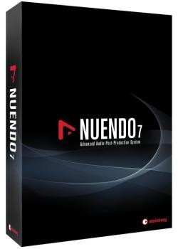 Nuendo 7: Advanced Audio Post-Production System Retail Edition (ST-00160140)