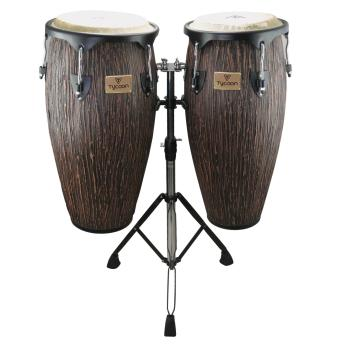 Supremo Select Series Conga Set - Lava Wood Finish (Model STCS-1 B LW/ (HL-00226544)