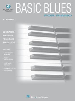 Basic Blues for Piano (HL-00240075)