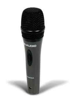 Sound Check: Dynamic Vocal Microphone (MA-00633049)