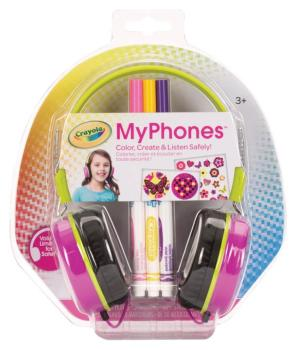 Crayola MyPhones (Girl Headphones) (GR-00124905)