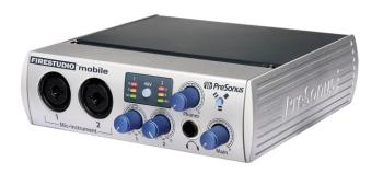 FireStudio(TM) Mobile: 10x6 Portable FireWire Recording System (PR-00125060)