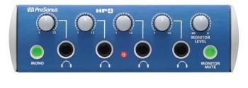 HP4: 4-Channel Headphone Amplifier (PR-00125085)